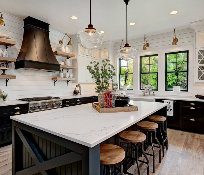 kitchen-shiplap-black-white-modern-farmhouse-wood