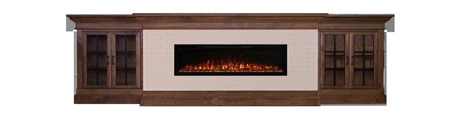 lowboy-mantle-fireplace-wall-2door