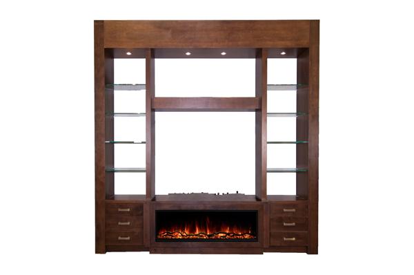Modern-mediawall-dark-brown-fireplace-cutout