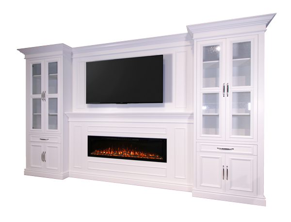 Traditional-media-wall-white-electric-fireplace