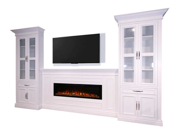 Traditional-media-wall-white-electric-fireplace-piers