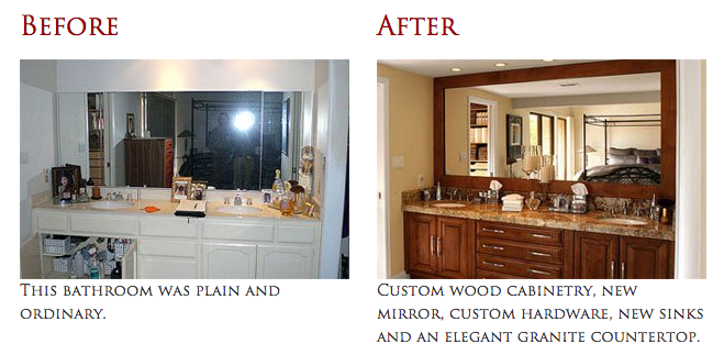 Bathroom Upgrade bathroom remodel – stone creek furniture