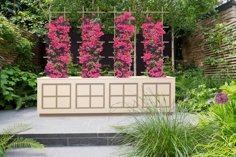 custom-8-ft-planter-box-with-lattice-trellis-garden