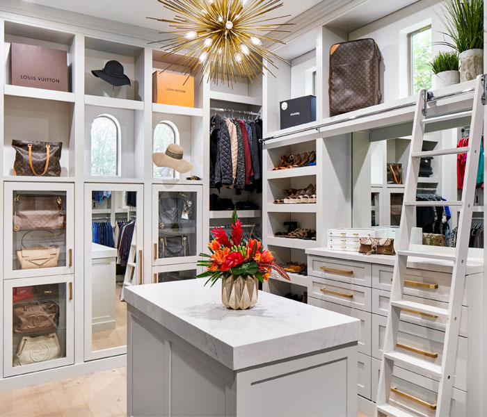 custom-closet-modern-white-quartz-island