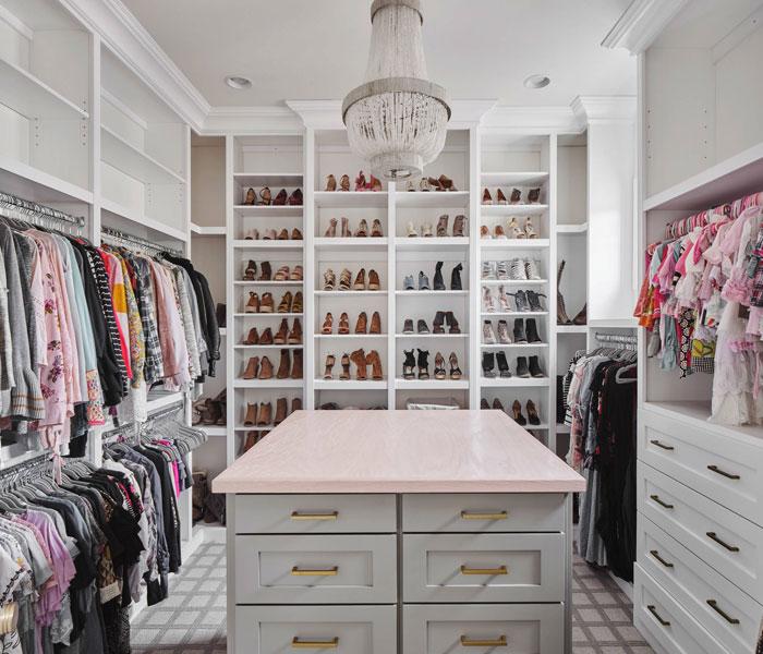 custom-closet-traditional-white-shelves-brass