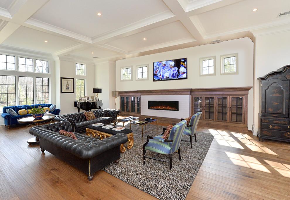 custom-grand-traditional-fireplace-media-credenza