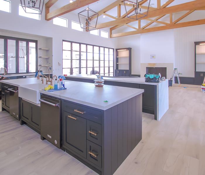 custom-kitchen-islands-gray-shiplap-white-countertops
