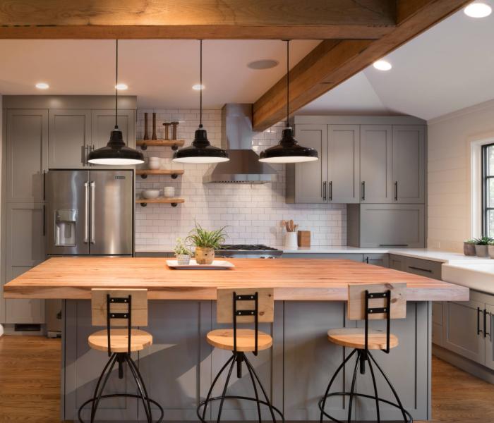 custom-kitchen-modern-gray-natural-wood-countertops