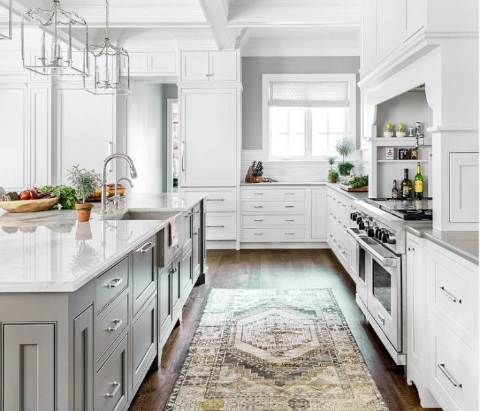 custom-kitchen-tranitional-gray-white-wood-quartz-countertops