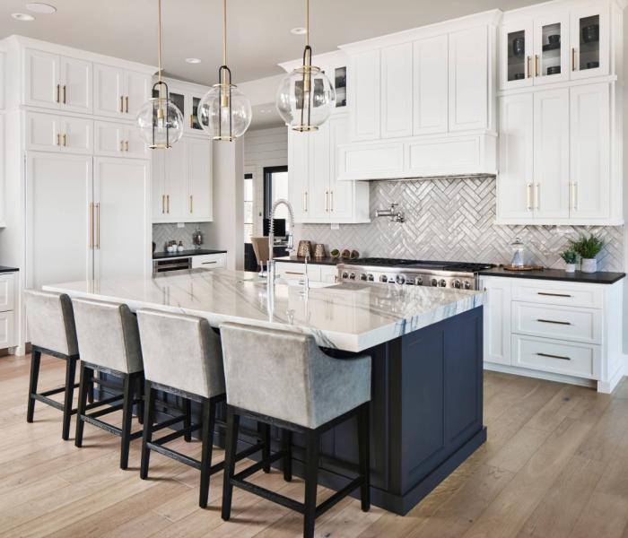 custom-kitchen-transitional-black-white-gold