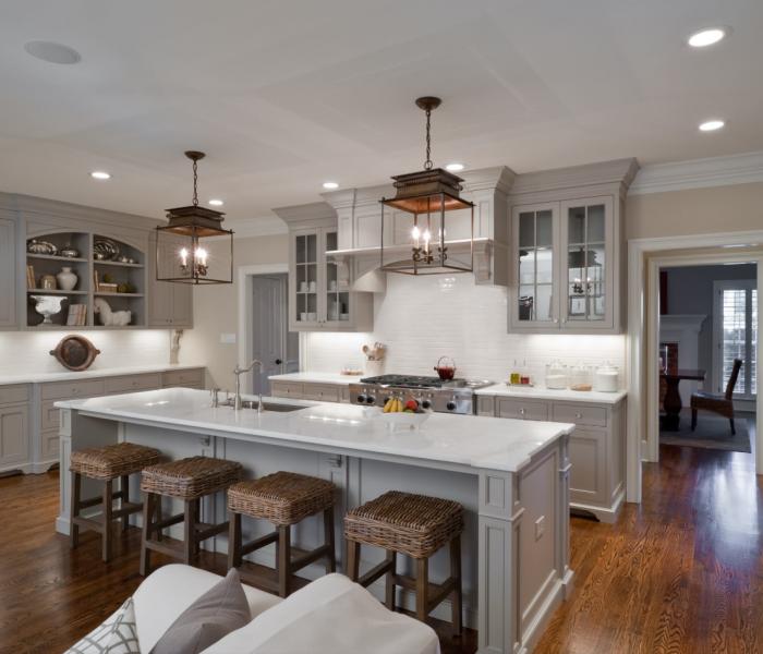 custom-kitchen-transitional-gray-white-wainscott