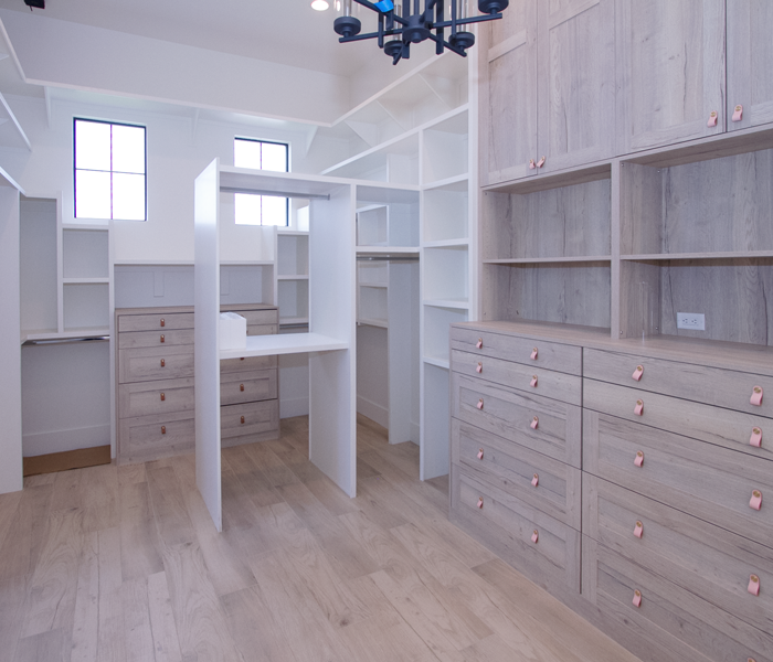 custom-master-closet-cabinets-and shelves-his