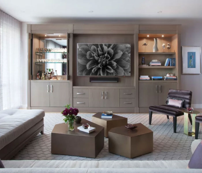 Media Wall Ideas Stone Creek Furniture