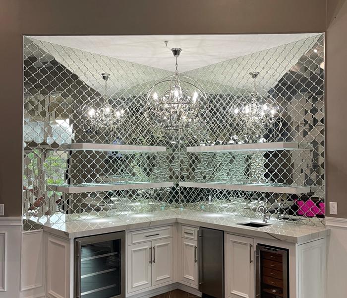 custom-traditional-white-kitchen-cabinets-bar