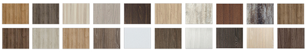 stone creek furniture custom wood color stains examples
