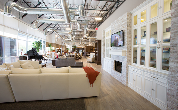 stone creek furniture factory chandler showroom